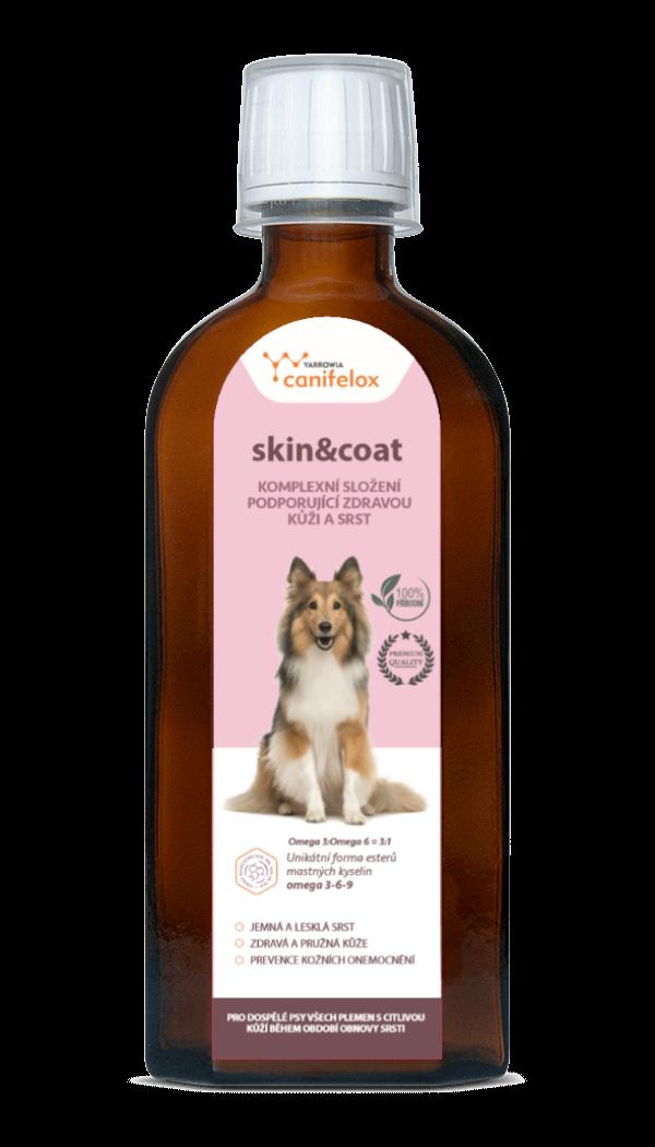 skin&coat dog